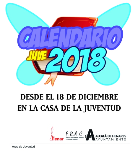 CARTEL BLOG Calendario 2018 (Alta)