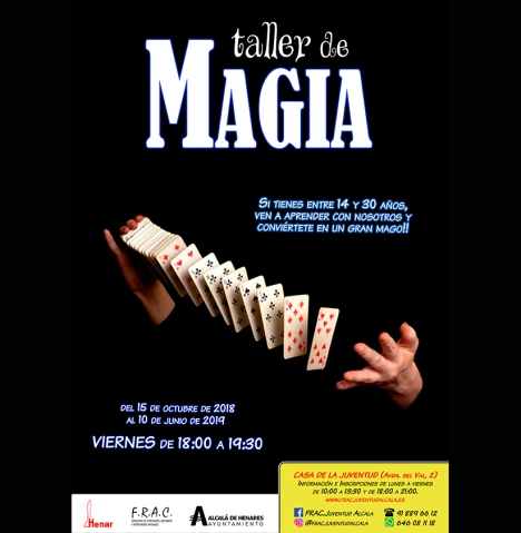 iwebTALLER DE MAGIA 2018-2019