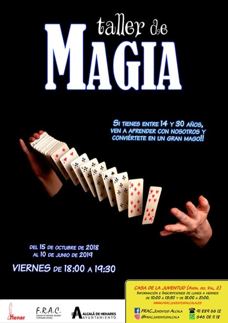 webTALLER DE MAGIA 2018-2019