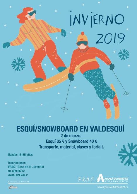 webcartel invierno juve esquí snow bis